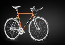 Eddy Merckx - Fixed Gear